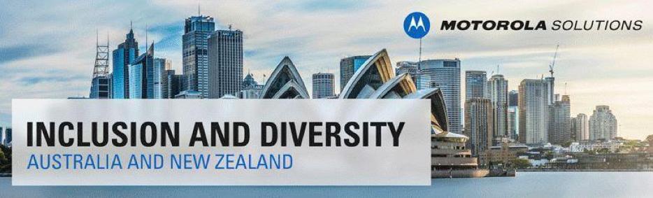 Inclusion & Diversity - Motorola Solutions